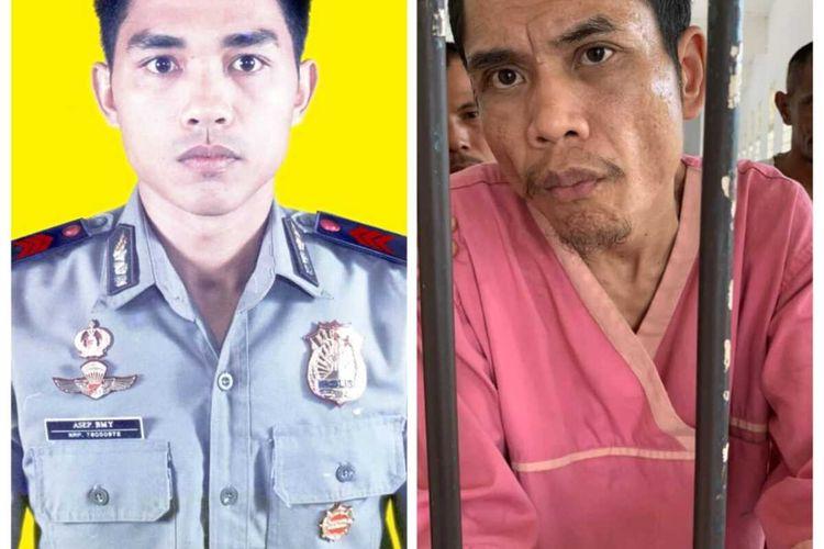 FOTO Dok Anggota Polisi,ACEH Viral Diduga Anggota Polisi Yang Hilang Saat Tsunami Kini Ditemukan Di Rumah Sakit Jiwa