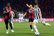 Hasil Liga Italia - AC Milan dan Juventus Lolos ke Liga Champions!