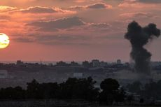 Maskapai Indonesia Tak Pernah Lewat Jalur Gaza