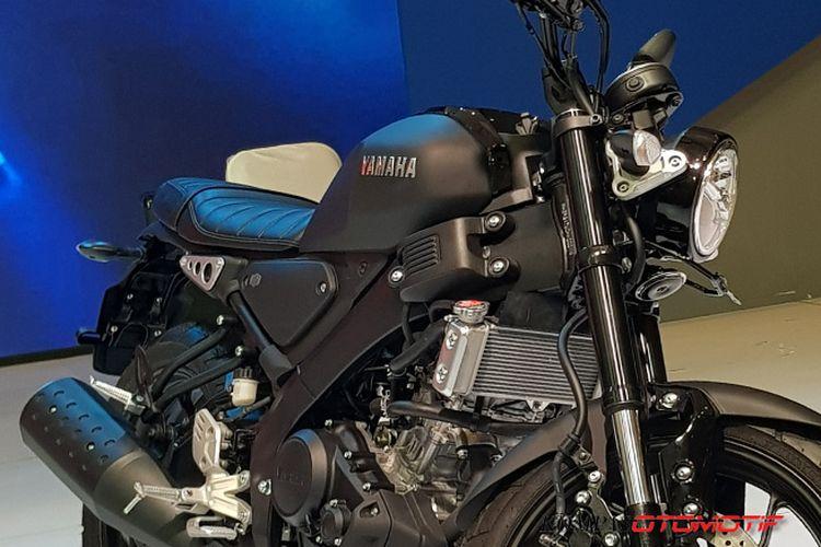 Yamaha XSR 155 resmi meluncur di Indonesia