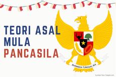 Dasar Negara Indonesia adalah Pancasila, Begini Sejarah dan Fungsinya