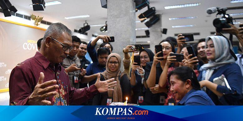 Update Virus Corona di Indonesia: 134 Terinfeksi,