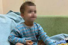 Ditinggal Ibunya Mabuk 3 Hari, Bocah 3 Tahun Kelaparan dan Makan Plastik