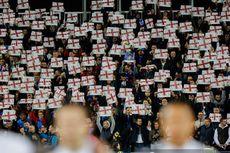 Kosovo Vs Inggris, Sambutan Luar Biasa dari Fans Tuan Rumah untuk The Three Lions