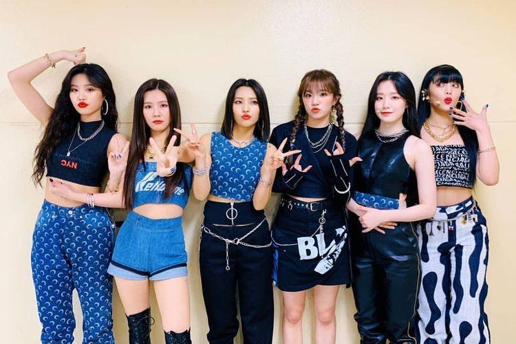 Member girlband (G)I-DLE