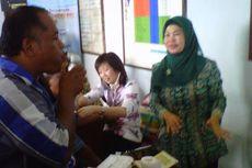 Sopir di Terminal Tidar Magelang Jalani Tes Kesehatan