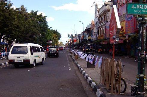 Area Parkir Malioboro Dipindah