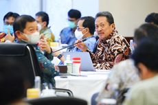 Menteri Trenggono Optimistis KKP Bisa Tingkatkan Nilai Tukar Nelayan