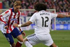 Torres Tampil, Derbi Madrid Masih Tanpa Gol