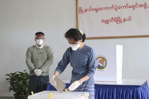 Pemilu Myanmar Tinggal Menghitung Hari, Aung San Suu Kyi Kemungkinan Menang Lagi