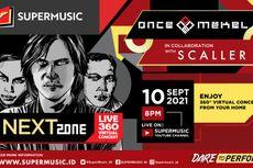 Supermusic Nextzone Sajikan Kolaborasi Once Mekel dan Scaller