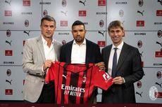 Jalan Berliku Junior Messias, dari Kurir Lemari Es hingga Berseragam AC Milan