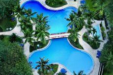 Libur Lebaran dengan Bermain di Taman Hotel