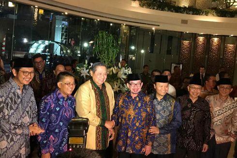 Silaturahim Kebangsaan, Sohibul Akan Temui SBY Kamis Malam Ini