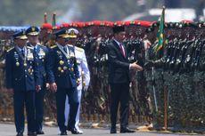 Tiga Kepala Staf Berpeluang Jabat Wakil Panglima TNI