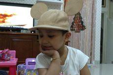 Doa Anak Penderita Leukemia untuk Ahok...