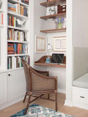 Berkreasi dengan ruang kecil membuat banyak kemungkinan baru.