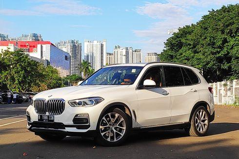 Impresi Perdana Jajal BMW X5 Terbaru