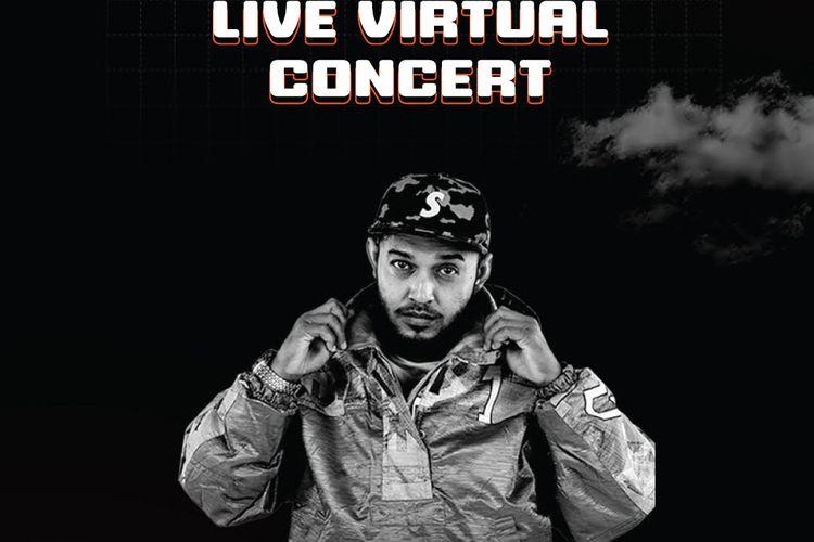 Sonjah Live Virtual Concert 2020 di Jakarta, Jumat (11/12/2020).