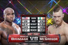 VIDEO -  Debut Conor McGregor di UFC, Pemenang Penghargaan KO Terbaik