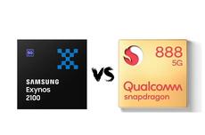 Perbandingan Chip Exynos 2100 dengan Snapdragon 888 di Galaxy S21