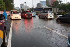 Kemenhub Tuding Proyek Kereta Cepat Jakarta-Bandung Jadi Biang Banjir di Tol Japek