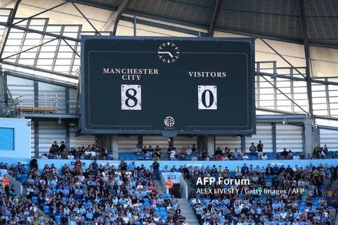 Man City Vs Watford, Ini Daftar Kemenangan Terbesar Liga Inggris
