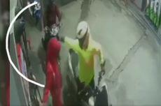 Video Viral Karyawati SPBU Ditampar Konsumen yang Menyalip Antrean, Ini Kata Polisi