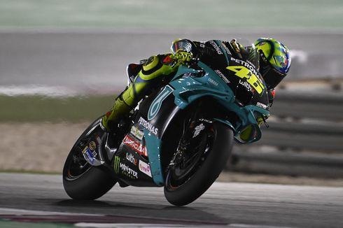 MotoGP Portugal 2021, Valentino Rossi Diselimuti Rasa Khawatir