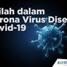 INFOGRAFIK: Daftar Istilah Terkait Virus Corona dan Covid-19