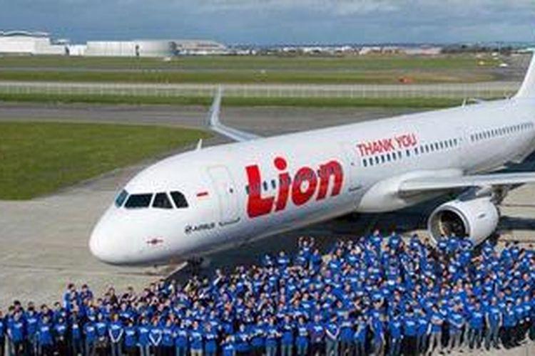Kejar 160 Lulusan Sekolah Pilot Lion Group Buka Kampus Kedua