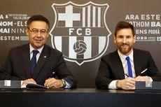 Dua Musim Menanjak, Pendapatan Barcelona Kini Menurun