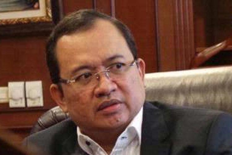 Wakil Ketua DPR Priyo Budi Santoso