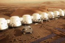 Frustrasi Cari Rumah di Bumi? Pindah Saja ke Mars dan Daftar di Sini!
