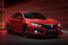Honda Segarkan Tampilan Civic Type R, Ulik Apa Saja yang Baru
