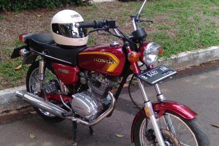 Honda CB100 K5