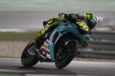 Live MotoGP Portugal: Valentino Rossi Terjatuh, Rins Juga Crash