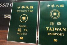 Desain Baru Paspor Taiwan: Membesarkan