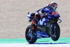 MotoGP Australia, Vinales Akhiri Paceklik Yamaha, Marquez Gagal Finis