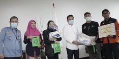 Lindungi Tenaga Medis, Dompet Dhuafa Berikan Bilik Sterilisasi dan APD ke RSUD Pasar Rebo