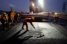 Waspada Macet, Ada Perbaikan Jalan di Tol Layang Jakarta-Cikampek