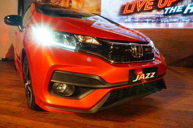 New Honda Jazz terbaru hadir dengan beberapa ubahan