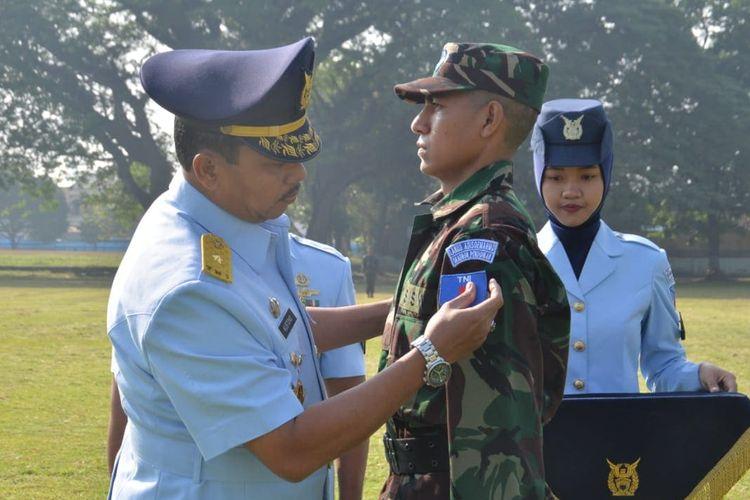 Ilustrasi Tamtama PK TNI AU.