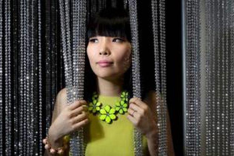 Dami Im (25) pemenang ajang pencarian bakat X Factor Australia.