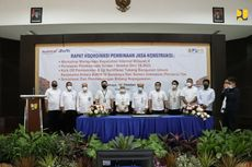 Kementerian PUPR Lelang Dini 191 Paket Pekerjaan TA 2022 di Jawa Timur