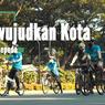 Wujudkan Kota Ramah Sepeda, Menhub Sosialisasi Aturan Keselamatan Pesepeda di Jalan