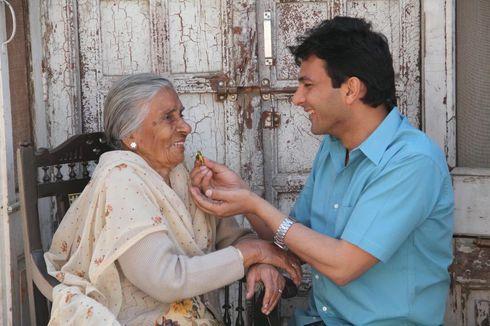 Kisah Koki Bintang Michelin Beri Makan Jutaan Warga India dari Amerika