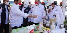 Ganjar Pranowo dan Sejumlah Kepala Daerah Optimistis Ekspor Pertanian Dapat Pulihkan Ekonomi Nasional