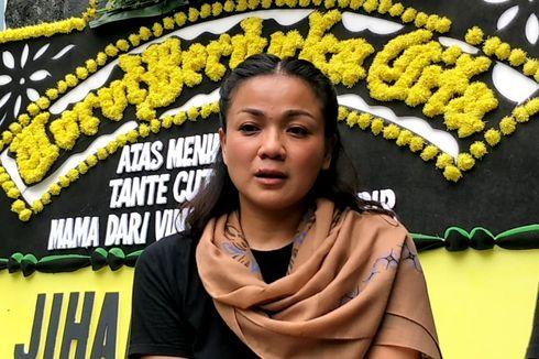 Nirina Zubir: Ibu Tidak Sakit Saat Meninggal Dunia