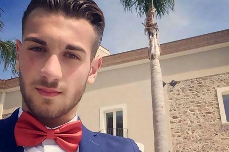 Francesco Prestia (19) tewas dibunuh temannya sendiri.